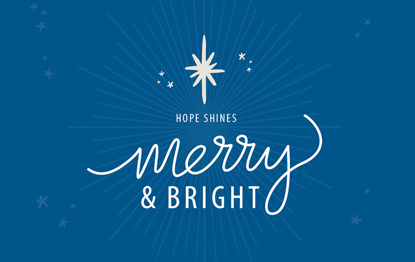 Hope Shines Merry & Bright