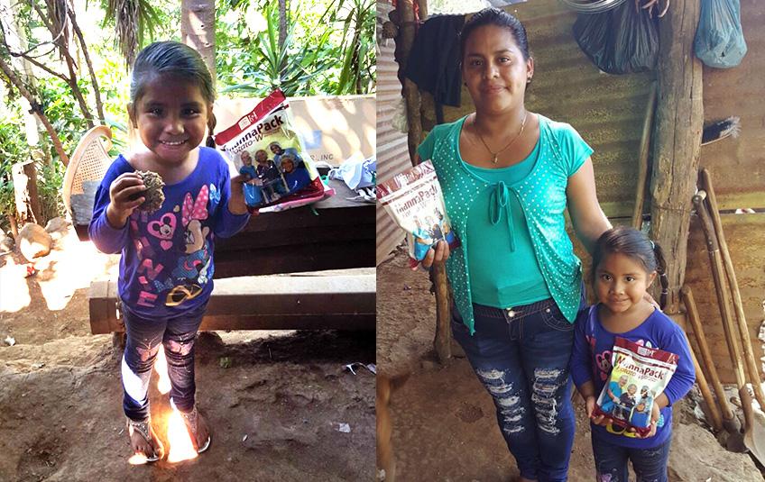 In El Salvador: 'My Daughter is My Everything'