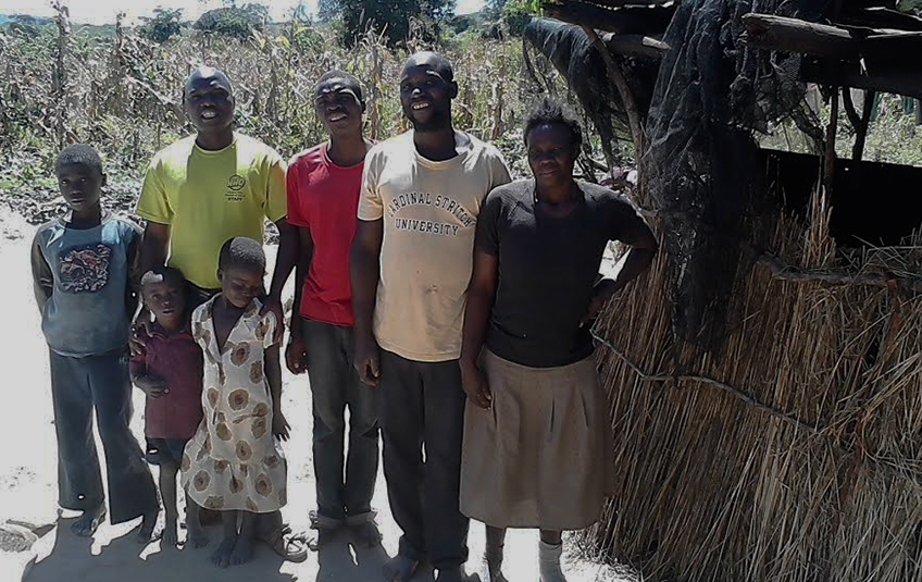 No Borders: Food Brings Unity in Zimbabwe