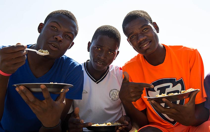 Big Kids Need Food, Too