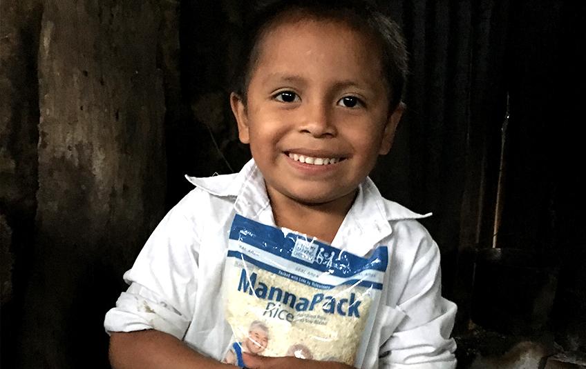 In Nicaragua: Gregorio's Network