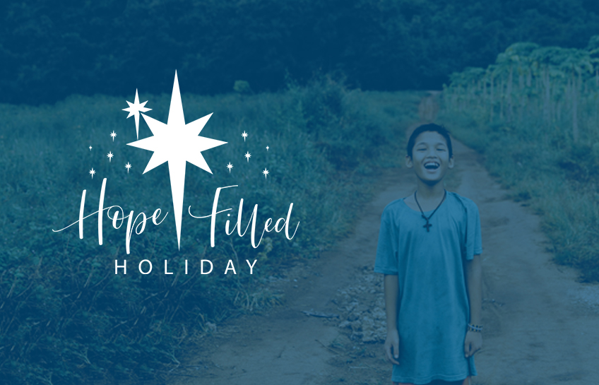 Volunteer Opportunity: Make it a Hope Filled Holiday