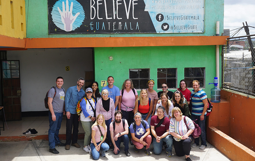 In Guatemala: Study Abroad Empowers FMSC Staff