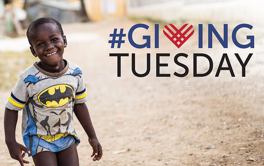 How You Can  Make a Difference on Giving Tuesday