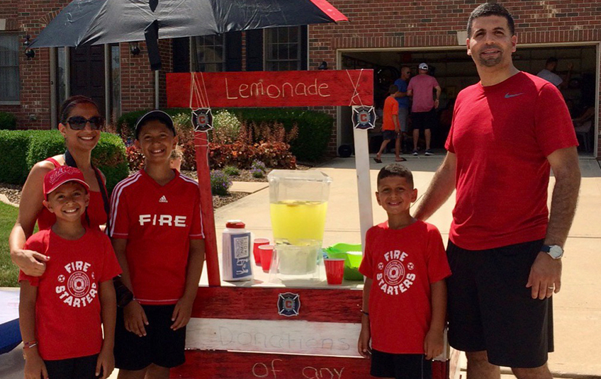 Lemonade and Fellowship are Changing the World