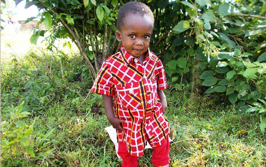 In Uganda: Matthew the Miracle