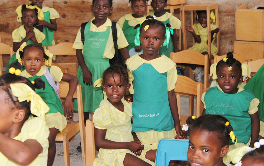 Salesian Missions: Faithfully in Haiti