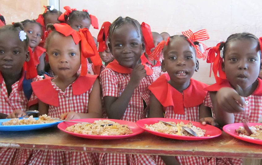 Q&A with Hope for Haiti's Children
