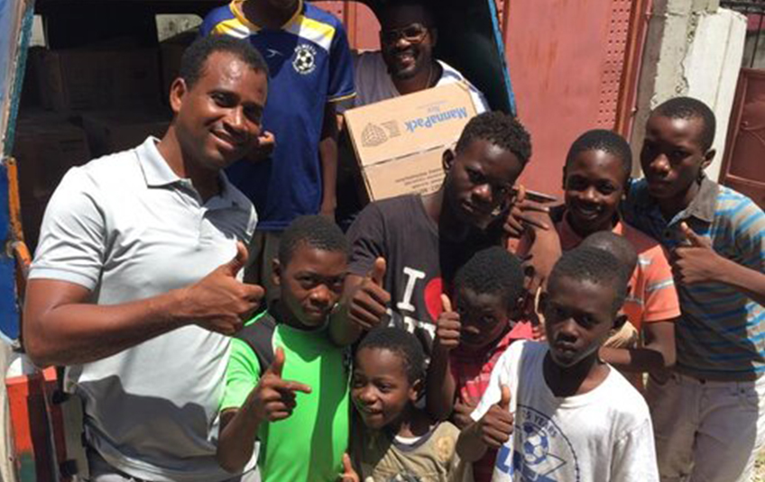 Q&A with FMSC's Agent in Haiti