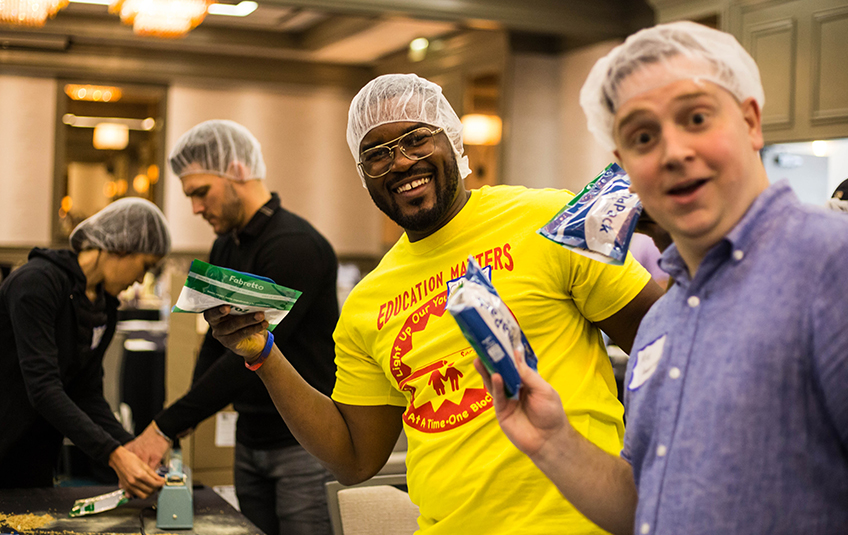 FMSC and Food Distribution Partners Learn how to 'Ascend'