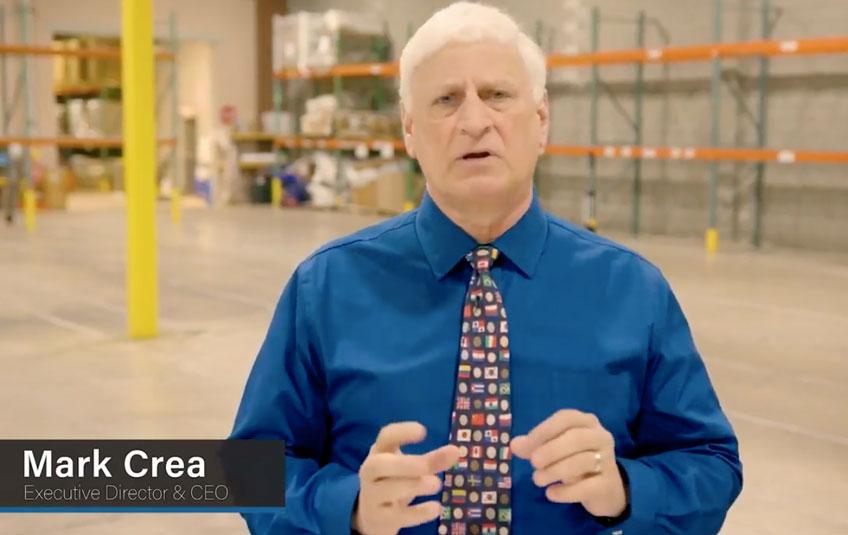 FSMC CEO Mark Crea