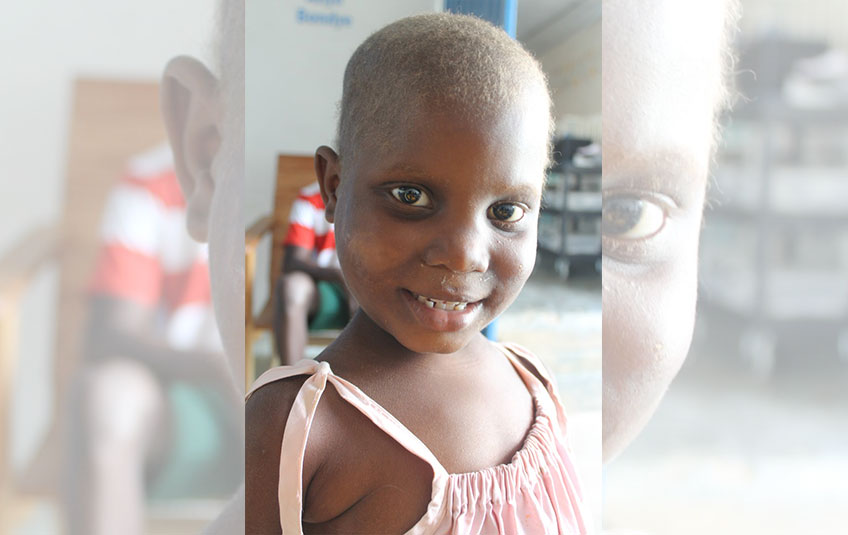 Hope in Haiti: Geralma's Story