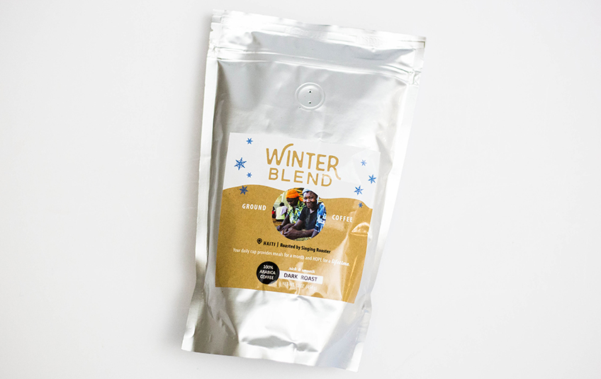 Winter Coffee Blend