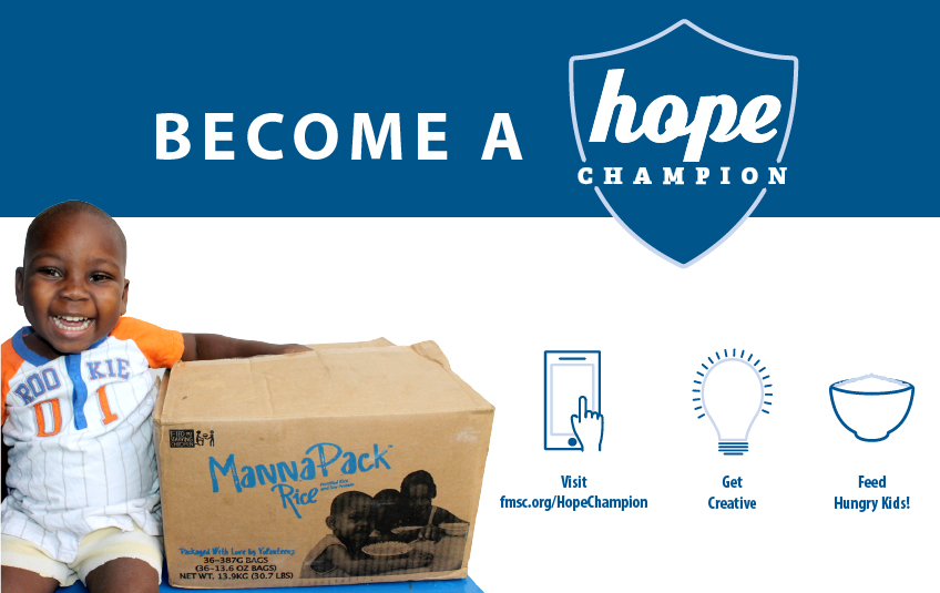 Become a Hope Champion