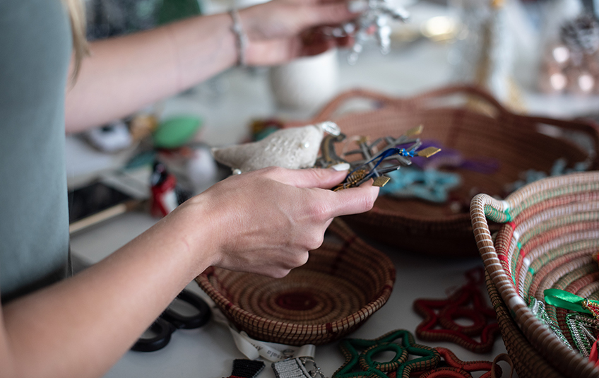We're taking a look at some of our artisan partners and the impact they made through their products.