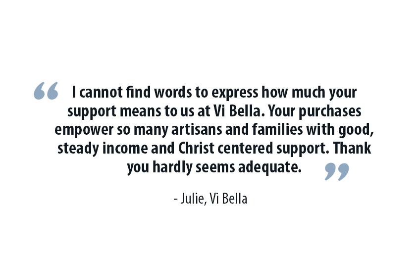 vibella artisan quote