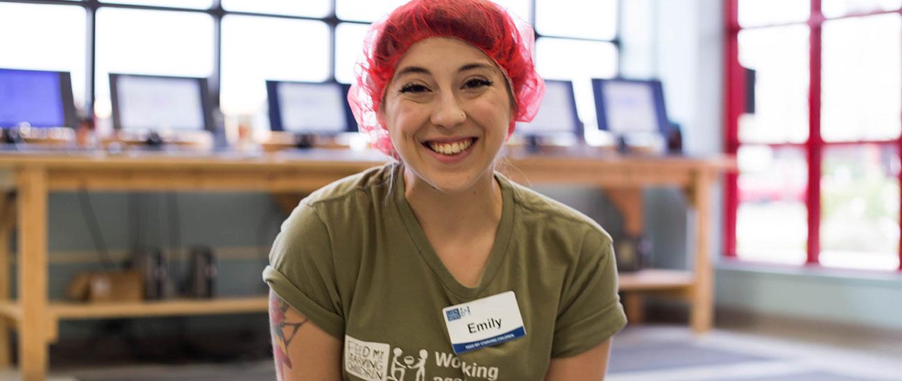 Emily, Team Leader at FMSC