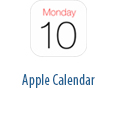 save the date to your Apple calendar