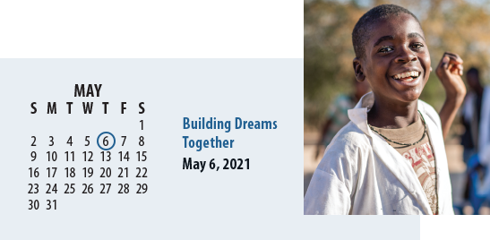 FMSC Virtual Event: Building Dreams Together is May 6, 2021