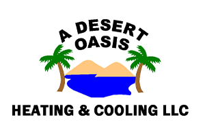 A Desert Oasis Heating and Cooling