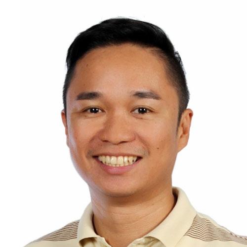 photo of Gerard Adiong
