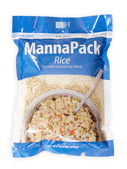 FMSC MannaPack Rice