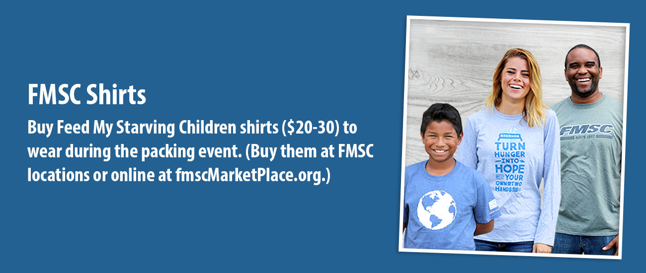 FMSC Shirts