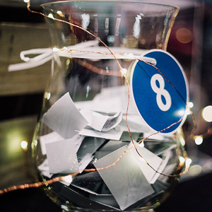 Jar from FMSC's gala raffle