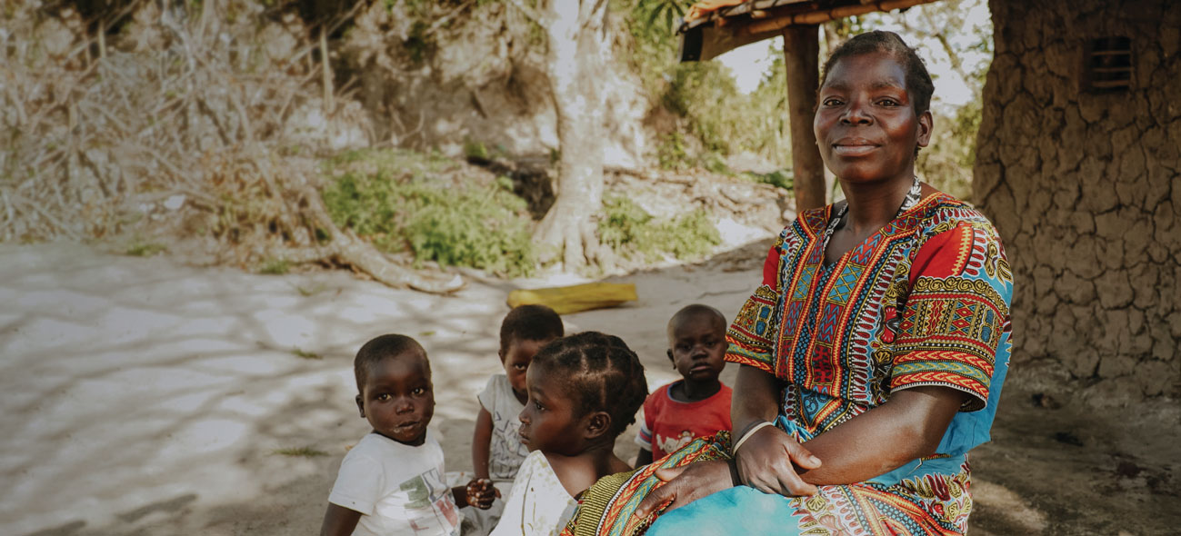 A Malawian family