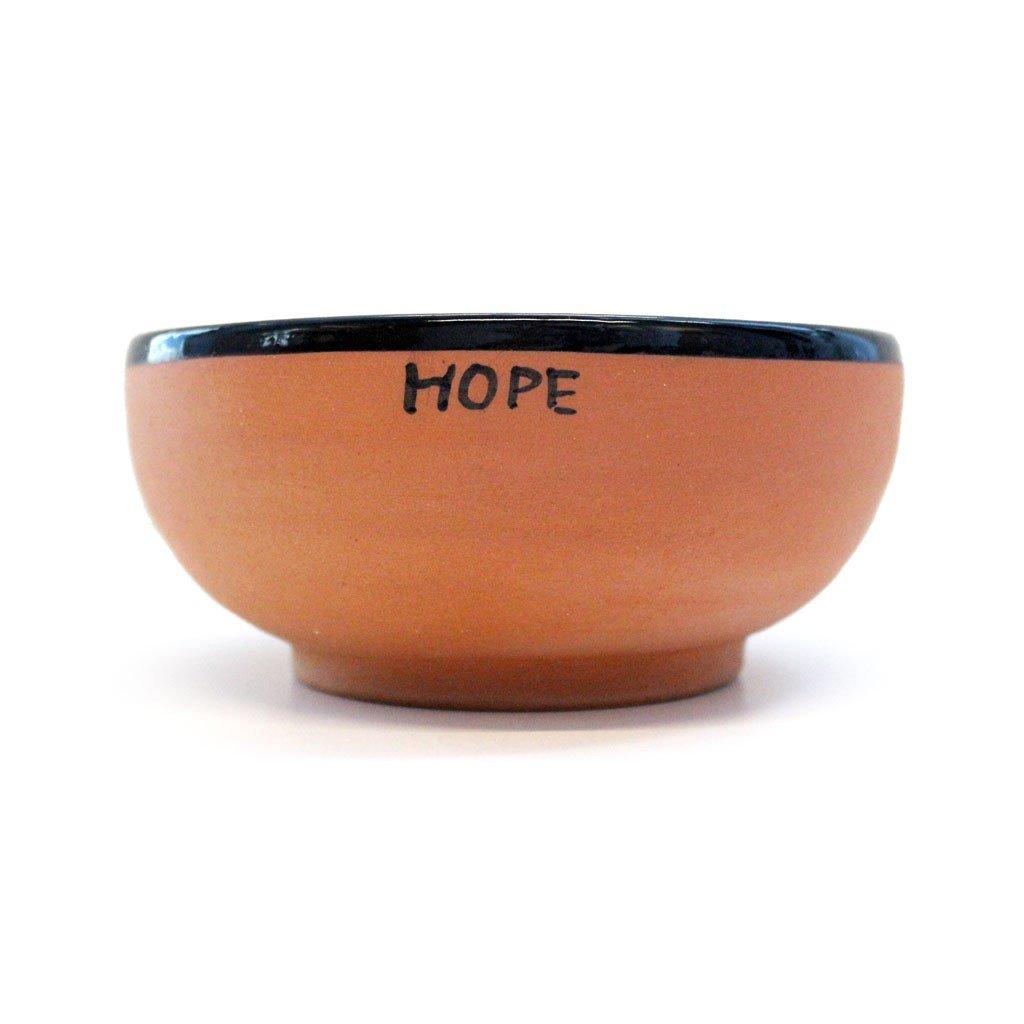 Ceramic Hope Bowl