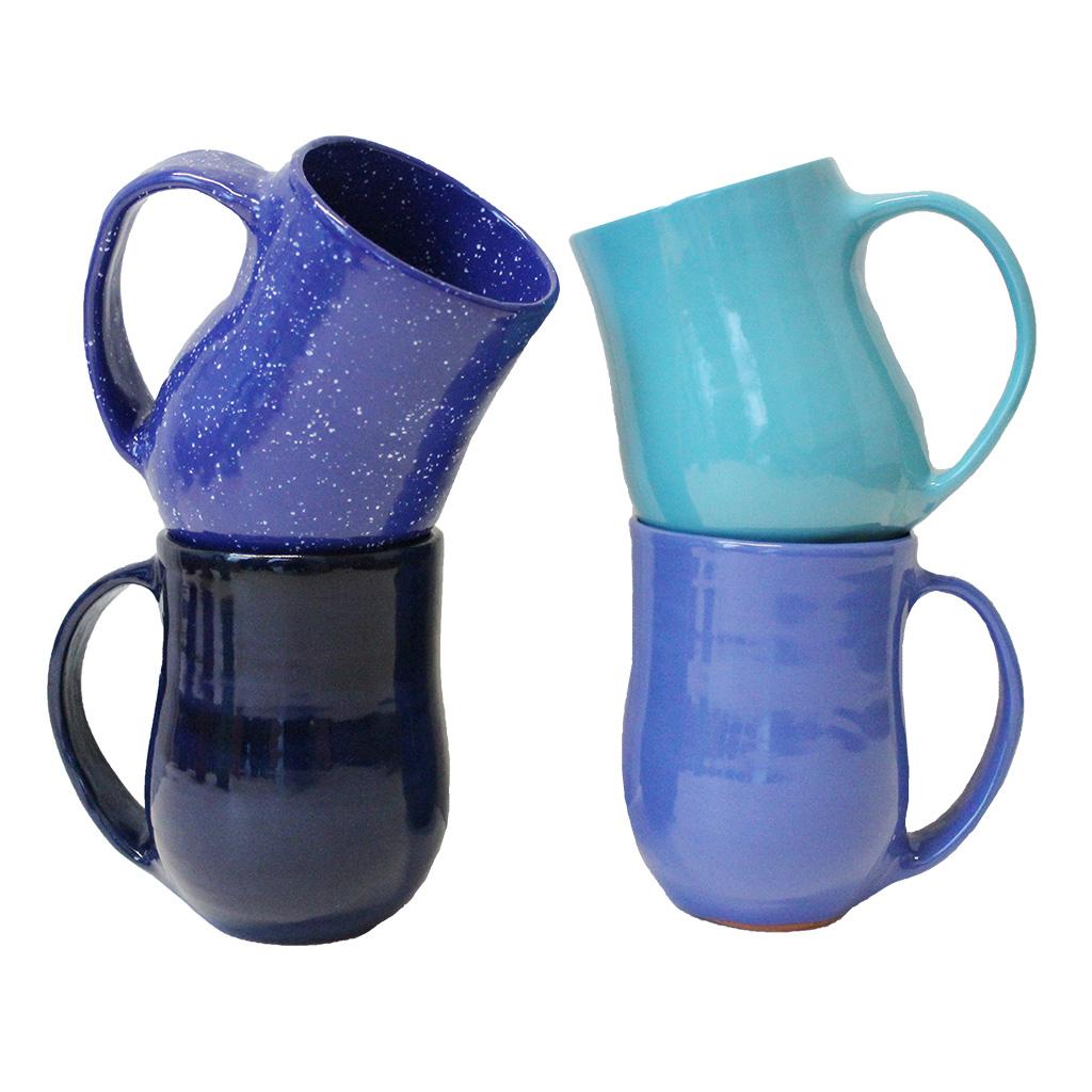 Haitian Clay Mugs