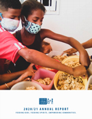 cover of FMSC's 2020-21 annual report
