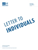 Individual Letter
