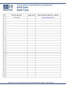 Volunteer Registration Signup