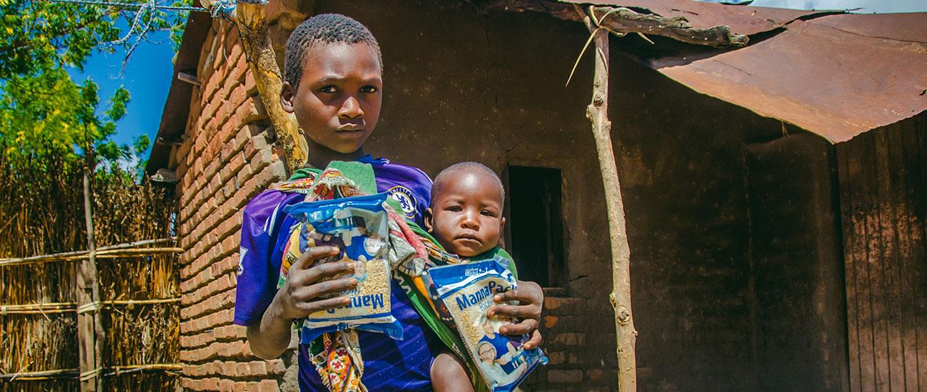MannaPack in Africa