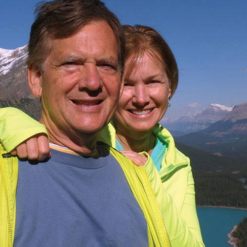 Tim and Judy are Hope for Tomorrow donors