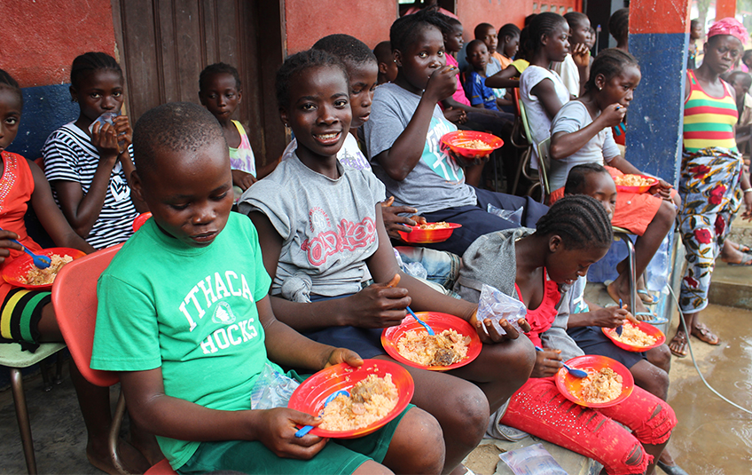 In Liberia: Ebola, Healing and What Makes Us Complete