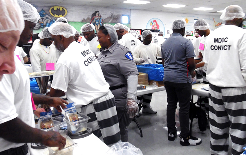 Feeding Spirits in Mississippi