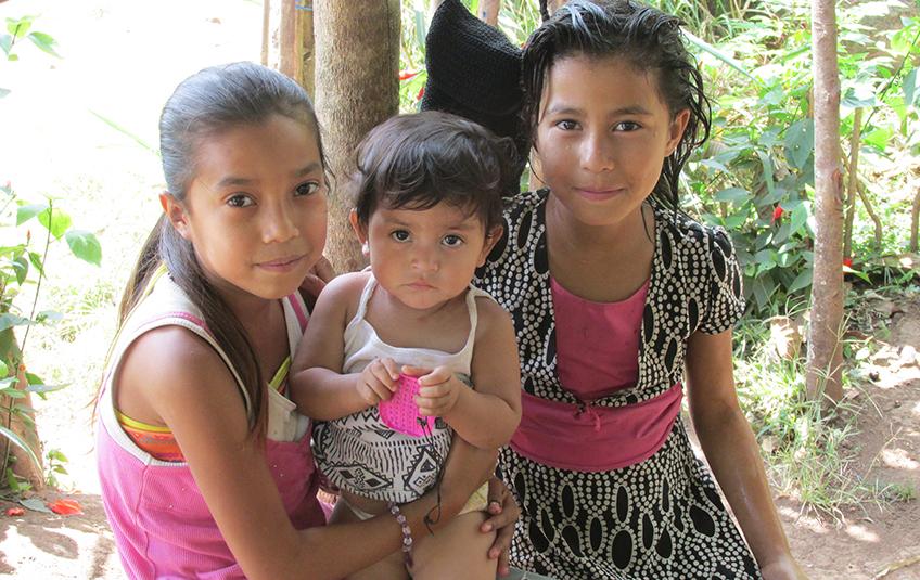 Nicaragua: God at Work