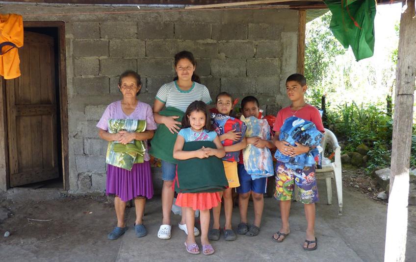 In Panama: Grandmothers Make Sacrifices
