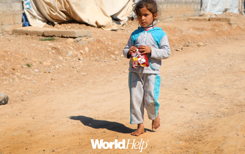 Hope is Greater: World Help in Iraq